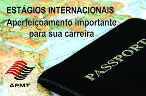 Estágios internacionais – aperfeiçoamento profissional importantes para sua carreira