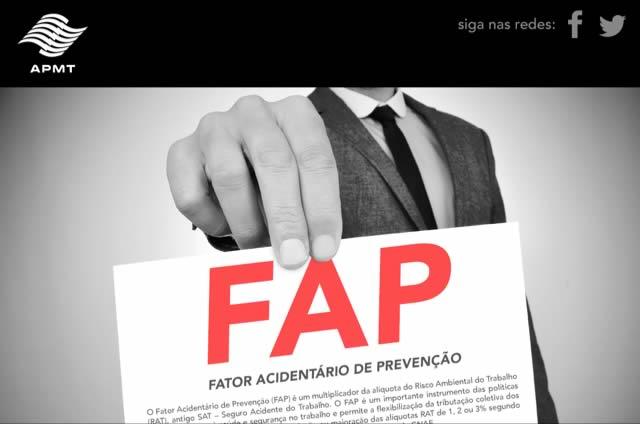 """""""FAP – Fator Acidentário de Prevenção"""""""