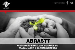 Associação Brasileira de Saúde do  Trabalhador e da Trabalhadora – ABRASTT