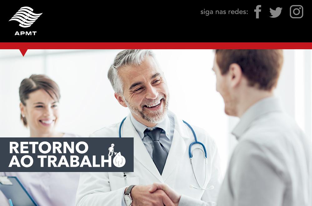 RETORNO AO TRABALHO