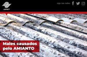 Males causados pelo Amianto