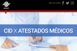 CID x Atestados Médicos