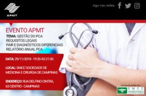 Evento – Sociedade de Medicina e Cirurgia de Campinas
