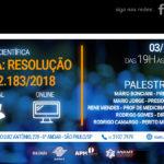 Evento APMT – Reunião Científica