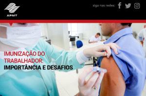 Imunização do trabalhador: importância e desafios