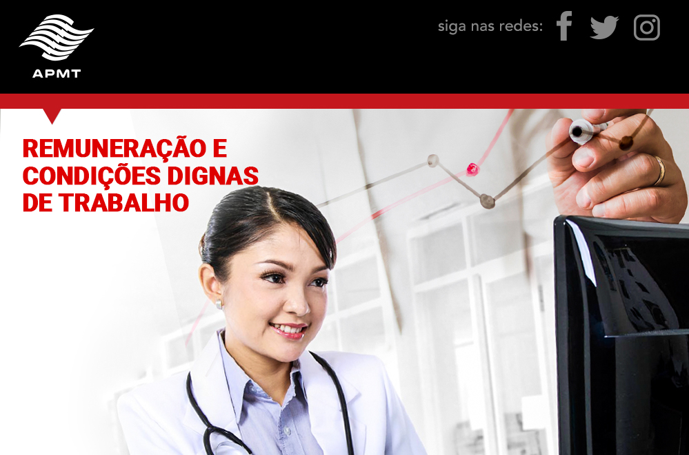 Remuneração do Médico do Trabalho em São Paulo 2019 – Série 1