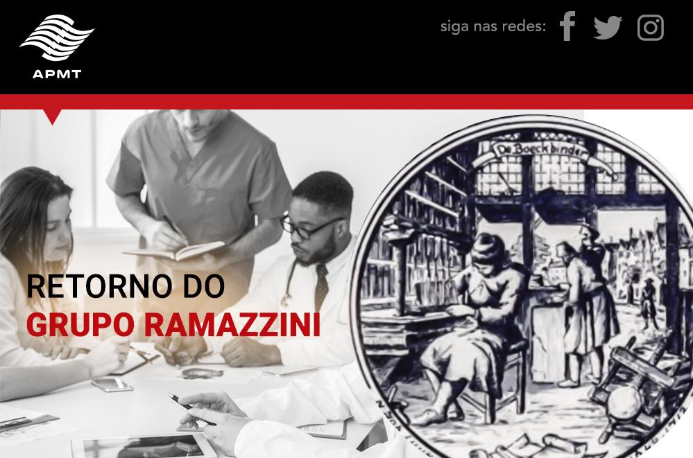 RETORNO DO GRUPO RAMAZZINI – CAMPINAS