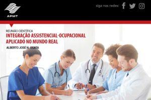 Reunião Científica – Integração assistencial-ocupacional aplicado no mundo real