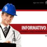 INFORMATIVO APMT – Governo lança modernização das NRs
