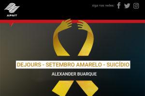 Dejours – Setembro Amarelo – Suicídio