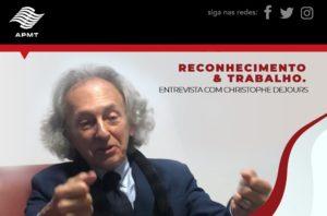 Entrevista com Christophe Dejour