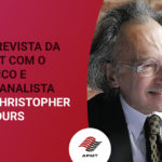 Entrevista da APMT com o médico e psicanalista Dr Christopher Dejours